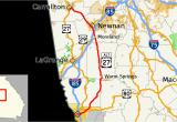 Map Of Newnan Georgia U S Route 27 Alternate Georgia Wikivividly