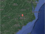 Map Of north Carolina Coast Beaches Small towns Close to the Beach In north Carolina Usa today