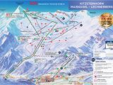 Map Of north Carolina Ski Resorts Kaprun Austria Piste Map Free Downloadable Piste Maps
