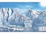 Map Of north Carolina Ski Resorts La Clusaz Piste Map Trail Map
