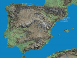Map Of north Coast Of Spain Geography the Spanish Biker