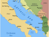 Map Of north East Italy Adriatic Sea Wikipedia