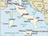 Map Of north Eastern Italy Italy Climate Average Weather Temperature Precipitation Best Time