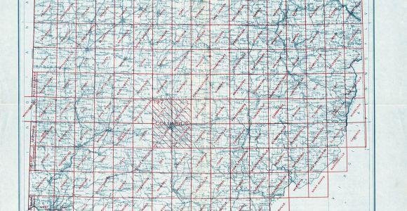 Map Of north Ridgeville Ohio Ohio Historical topographic Maps Perry Castaa Eda Map Collection
