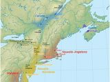 Map Of northeast Canada New France Wikipedia