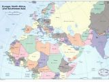 Map Of northern Africa and Europe Africa Map south Africa Africa Map Countries Quiz Best