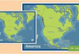Map Of northern America and Canada Map Of north America Blank Climatejourney org