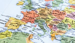 Map Of northern Europe and Iceland northern Europe Cruise Maps