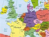 Map Of northern France Belgium and Holland Map Of Germany Netherlands Belgium France Twitterleesclub