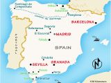 Map Of northern Spain and France Spain Travel Guide by Rick Steves