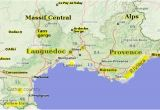 Map Of northern Spain and southern France the south Of France An Essential Travel Guide