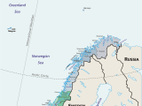 Map Of norway In Europe atlas Of norway Wikimedia Commons