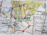 Map Of norwich England the Circular Walk Route Map Picture Of Felbrigg Hall