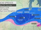 Map Of Ohio Airports Snowstorm Poised to Hinder Travel From Missouri Through Ohio