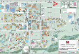 Map Of Ohio University Campus Oxford Campus Maps Miami University