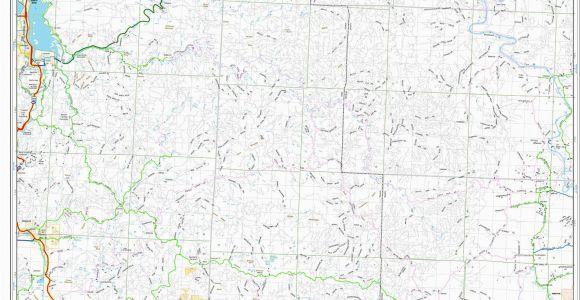 Map Of oregon and Nevada Us area Code Map Printable Fresh California Nevada Arizona Printable