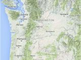 Map Of oregon Campgrounds All Washington Rv Parks and Campground Map Campground Pinterest