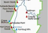 Map Of oregon Coast Campgrounds 60 Best southern oregon Coast Images southern oregon Coast