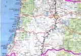 Map Of oregon Coast Campgrounds California Coast Campgrounds Map Printable Maps Campgrounds In