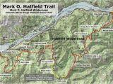 Map Of oregon Mountains Bull Run Reserve Wyeast Blog