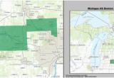 Map Of Oxford Michigan Michigan S 8th Congressional District Wikipedia