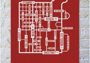 Map Of Oxford Ohio 114 Best Miami Of Ohio Images University Of Miami Columbus Ohio