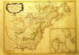 Map Of Pa and Ohio 1775 to 1779 Pennsylvania Maps