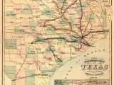 Map Of Pampa Texas Railroad Map Texas Business Ideas 2013