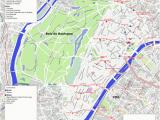Map Of Paris France Arrondissements Paris 16th Arrondissement Travel Guide at Wikivoyage