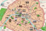 Map Of Paris France Streets Contemporary and Historical Maps Of Paris France