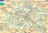 Map Of Paris France Streets Maps Of Paris You Need to Easily Find Your Way and Visit the