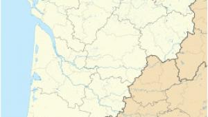 Map Of Pau France Pau Pyrenees atlantiques Wikipedia