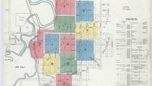 Map Of Paw Paw Michigan Map Michigan Library Of Congress
