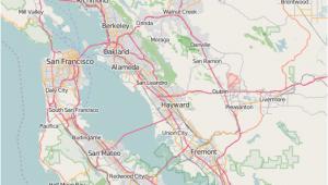 Map Of Pleasanton California Pleasanton Ridge Regional Park Wikipedia