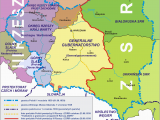 Map Of Poland In Europe Polish areas Annexed by Nazi Germany Wikipedia