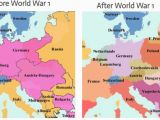Map Of Pre World War 1 Europe 10 Explicit Map Europe 1918 after Ww1