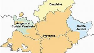 Map Of Provence Region France Provence Wikipedia