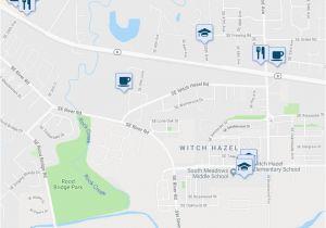 Map Of Redmond oregon Google Maps Hillsboro oregon Secretmuseum