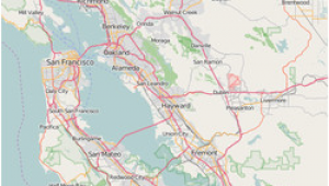Map Of Redwood City California Redwood Shores California Wikipedia
