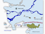 Map Of Rivers In Canada Little Campbell River Watershed A Rocha Canada