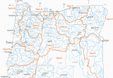 Map Of Rogue River oregon List Of Rivers Of oregon Wikipedia