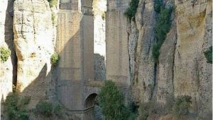 Map Of Ronda Spain the Gorge New Bridge Ronda Spain Hill town Ronda