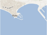 Map Of Rota Spain Map Of Rota Spain In Spain Flashback Pinterest Spain