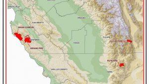 Map Of Saratoga California Map Of California Fires Currently Burning Massivegroove Com