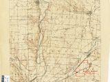 Map Of Scioto County Ohio Ohio Historical topographic Maps Perry Castaa Eda Map Collection