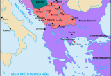 Map Of Serbia In Europe Grand Principality Of Serbia Wikipedia