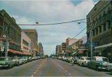 Map Of Sherman Texas Downtown Sherman Tx 1940 or 50s Sherman Texas In 2019 Sherman