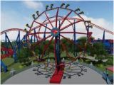 Map Of Six Flags New England Six Flags New England