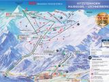 Map Of Ski Resorts In Michigan Kaprun Austria Piste Map Free Downloadable Piste Maps