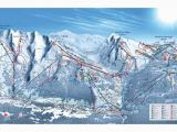 Map Of Ski Resorts In New England La Clusaz Ski Resort Guide Location Map La Clusaz Ski